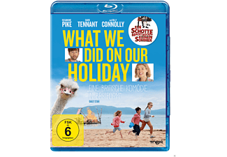 What we did on our Holiday / Ein Schotte macht noch keinen Sommer - (Blu-ray)