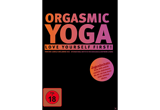 ORGASMIC YOGA - LOVE YOURSEL FIRST! - (DVD)