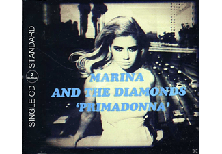 Marina And The Diamonds - Primadonna - (5 Zoll Single CD (2-Track))