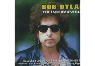 Bob Dylan - The Interview Box - (CD)