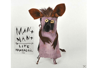 Man Man - Life Fantastic - (CD)