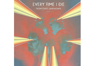 Every Time I Die - From Parts Unknown - (LP + Bonus-CD)