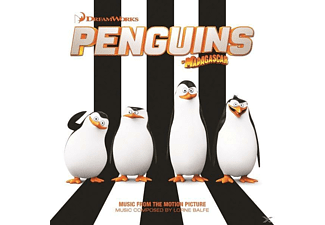 O.S.T. - Penguins Of Madagascar - (Vinyl)