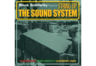 VARIOUS - Black Solidarity:String Up The Sound System - (CD)