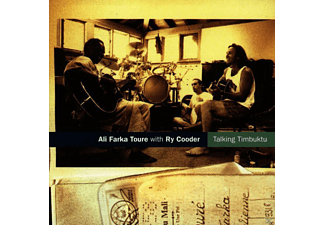 Ry Cooder, Ali Farka Touré - Talking Timbuktu - (LP + Download)