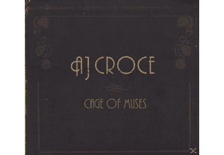 CROCE A.J. - Cage Of Muses - (CD)