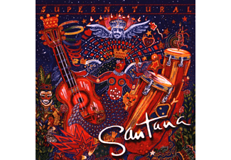 Carlos Santana - Supernatural - (CD)
