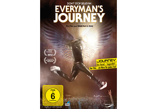 Don't Stop Believing: Everymans Journey - (DVD)