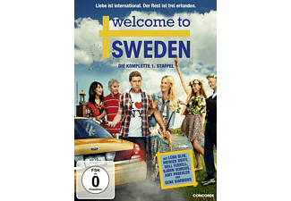 Welcome to Sweden - Die komplette 1. Staffel - (DVD)