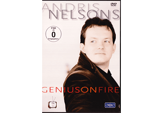 - Genius On Fire - (DVD)