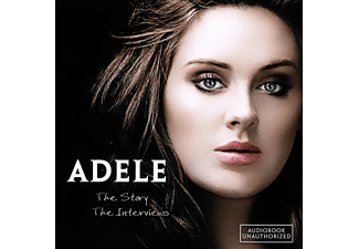 Adele - The Story - The Interviews (CD)