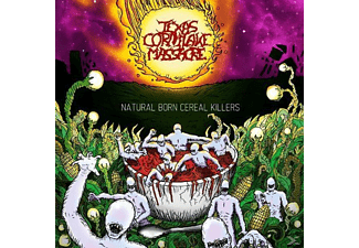Texas Cornflake Massacre - Natural Born Cereal Killers - (CD)