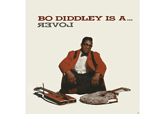 Bo Diddley - Bo Diddley Is A...Lover-180 Gram Vinyl-Mono - (Vinyl)
