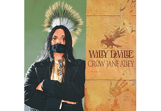 Willy DeVille - Crow Jane Alley (Vinyl LP (nagylemez))