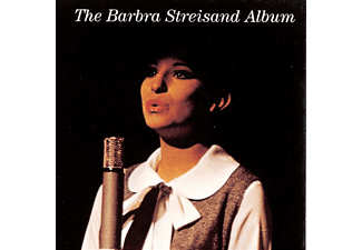 Barbra Streisand - The Barbra Streisand Album (CD)