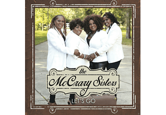The Mccrary Sisters - Let's Go - (CD)