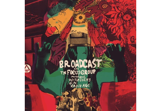 The Focus Group / Broadcast - Investigate Witch Cults Of The Radio Age - (CD)