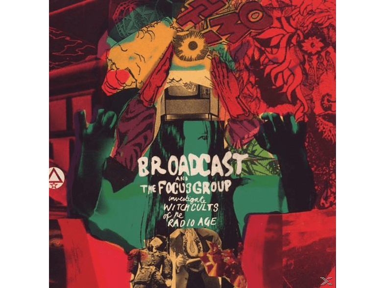The Focus Group / Broadcast - Investigate Witch Cults Of The Radio Age [CD]