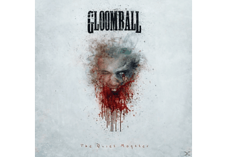 Gloomball - The Quiet Monster - (CD)