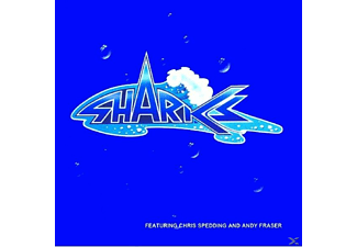 The Sharks - First Water - (CD)