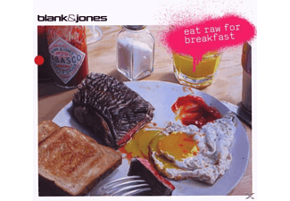 Blank - Eat Raw For Breakfast - (CD)
