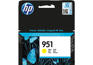HP 951 Yellow - (CN052AE)