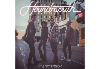 Houndmouth - Little Neon Limelight - (CD)