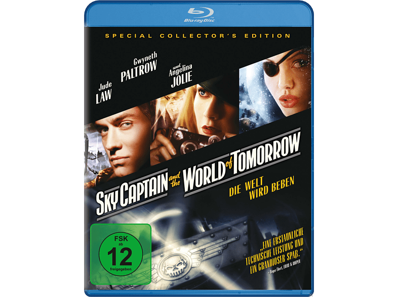 Sky Captain and the World of Tomorrow [Blu-ray]