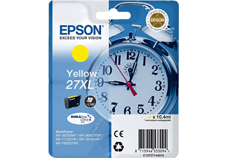 EPSON 27XL T2714 Yellow - (C13T27144010)
