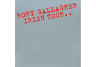 Rory Gallagher - Irish Tour '74 - Anniversary Expanded Edition (Vinyl LP (nagylemez))