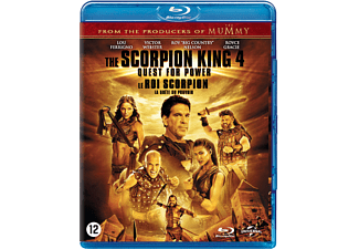 The Scorpion King 4: Quest For Power | Blu-ray