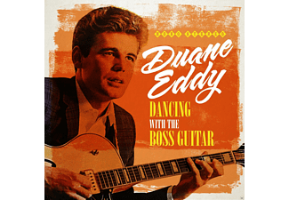 Duane Eddy - Dancing With The Boss - (CD)