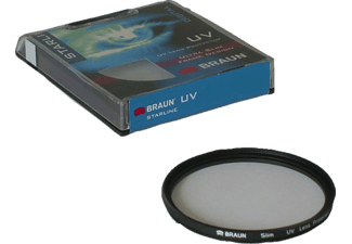 BRAUN UV filter Starline 55 mm (14201)