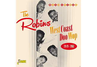 Robins - West Coast Doo Wop - (CD)