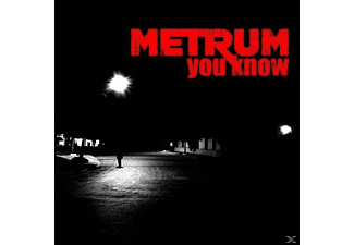 Metrum - You Know - (CD)
