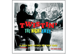 VARIOUS - Twistin' The Night Away [CD]