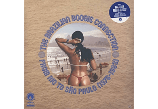 VARIOUS - Brazilian Boogie Connection - (Vinyl)