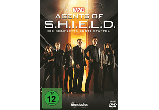 Marvel Agents Of S.H.I.E.L.D. - Staffel 1 [DVD]