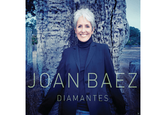 Joan Baez - Diamantes - (CD)