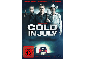 Cold in July - (DVD)