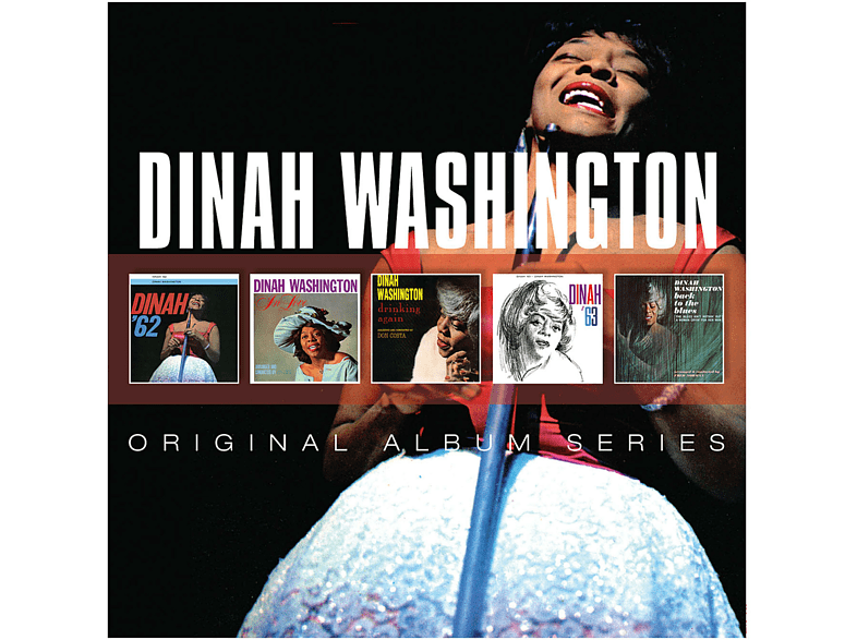 Dinah Washington - Original Album Series [CD]