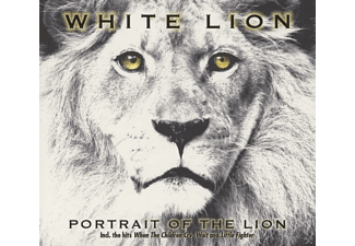 White Lion - Portrait Of The Lion - (CD)
