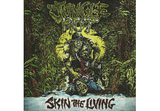 Jungle Rot - Skin The Living (Re-Release) - (CD)