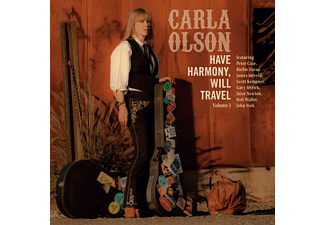 Carla Olson - Have Harmony Will Travel - (CD)