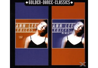 Ann Lee - Voices - (Maxi Single CD)