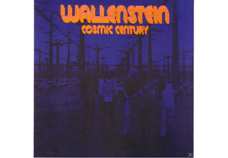 Wallenstein - Cosmic Century - (CD)