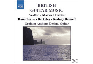 Graham Devine, Graham Anthony Devine - Britische Gitarrenmusik - (CD)