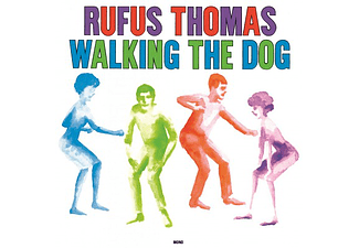 Rufus Thomas - Walking The Dog - Mono (Vinyl LP (nagylemez))