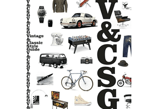 Earbooks:Vintage & Classic Style Guide - 1 CD + Buch - Bücher