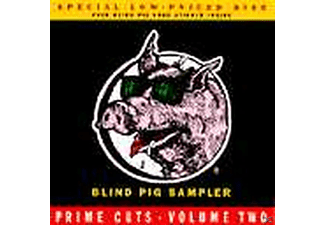 VARIOUS - Blind Pig Sampler II - (CD)